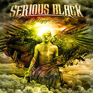Serious Black - 'As Daylight Breaks' CD Review (AFM Records)