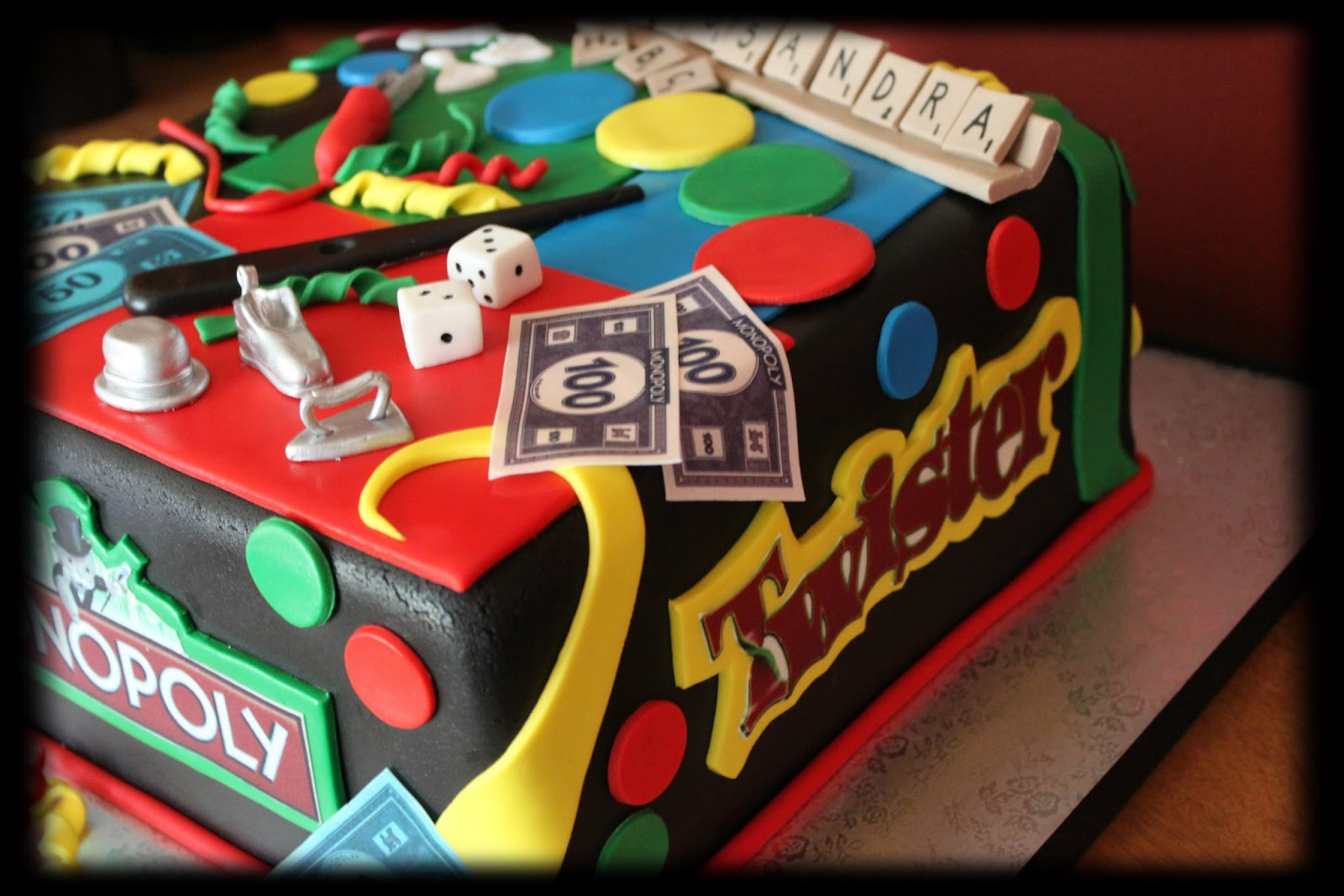 Crazy Cakes Board Game