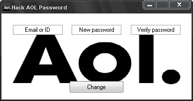 Learn How To Hack AOL Account Password Free