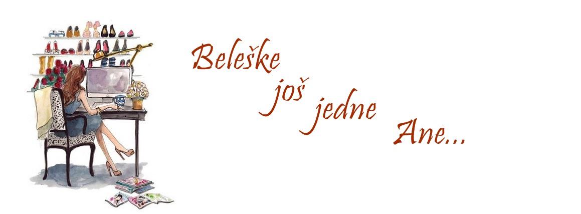 Beleške još jedne Ane