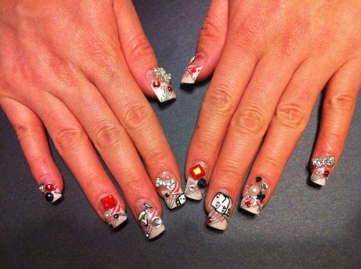 Nails i Did For Myself