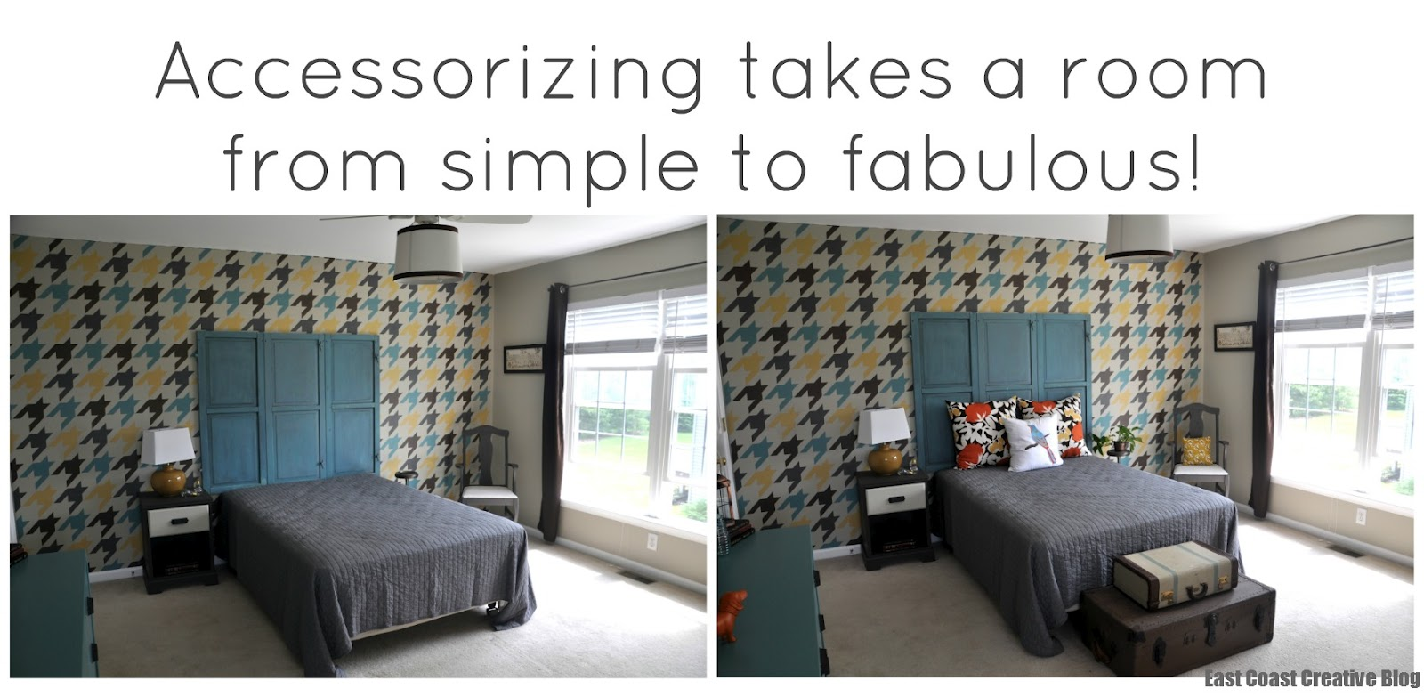 Tips for accessorizing your space superfab room redesign for Redesign your room
