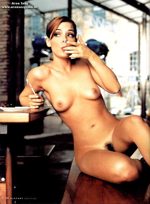 Nua Regiane Alves Playboy Pelada