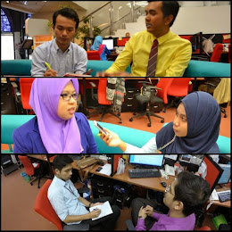 Broadcast Journalism (TV Al-Hijrah)