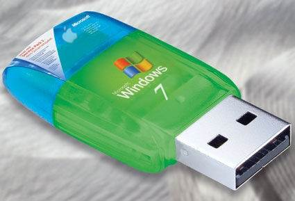Easy way to create USB bootable disk for Windows Vista or 7 without using any software