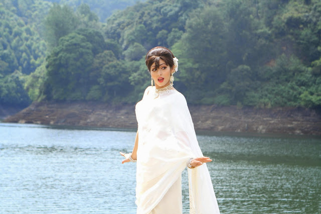 Sada in lovely Saree from Tamil movie Eli WOW Beautiful Pics