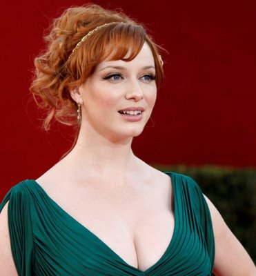 christina hendricks hot. Hot Shots: Christina Hendricks