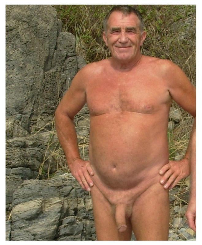 Мужчины пожилые голые фото