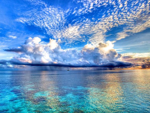Небо на всех одно, а небеса у всех разные (30 фото)