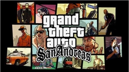gta san andreas for android, Android Game