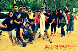 Menderu Waterfalls