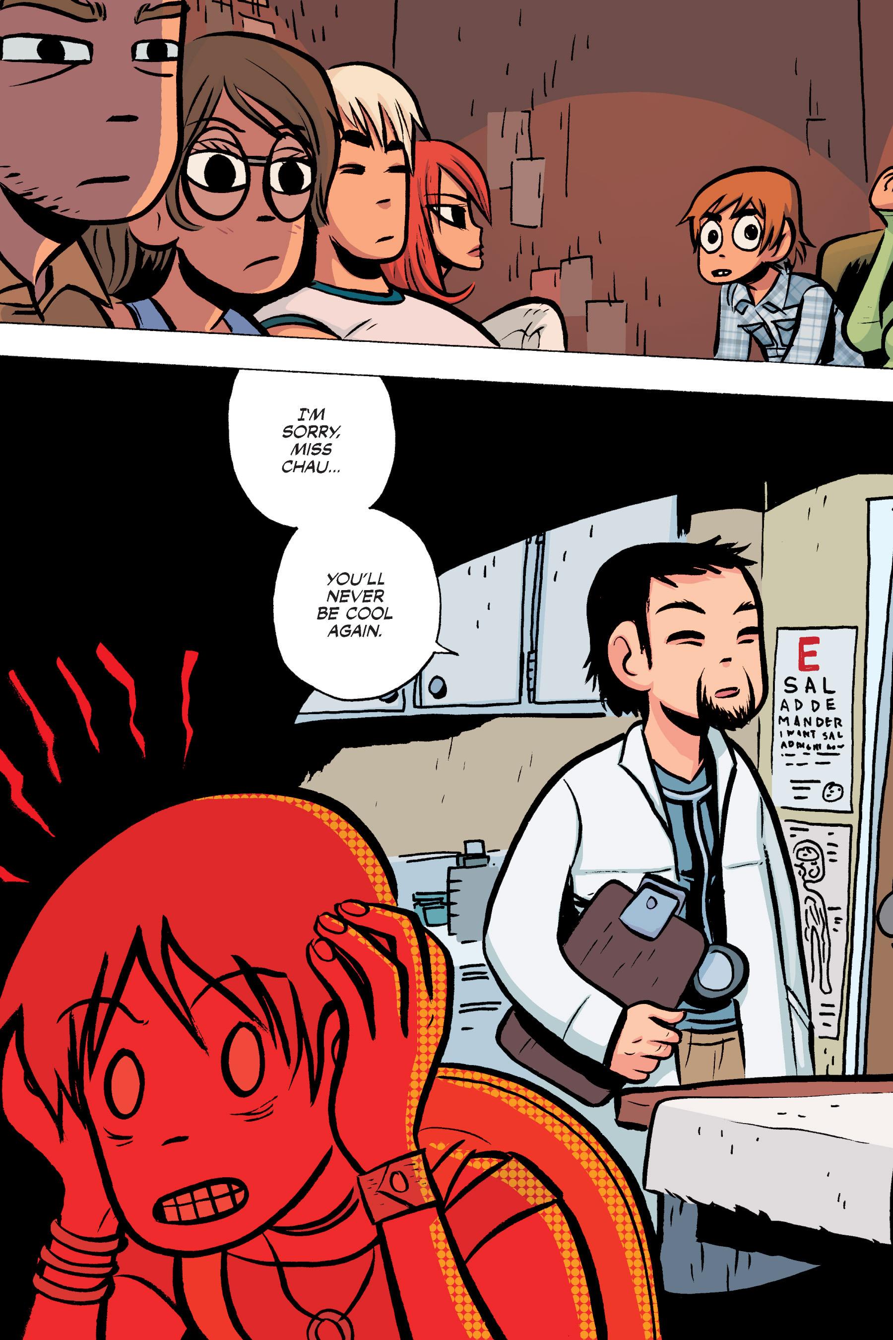 Read online Scott Pilgrim comic -  Issue #3 - 218