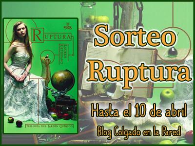http://colgadoenlapared.blogspot.com.es/2014/03/sorteo-ruptura-de-lauren-destefano.html