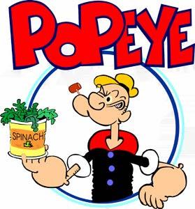 Imagenes de Popeye