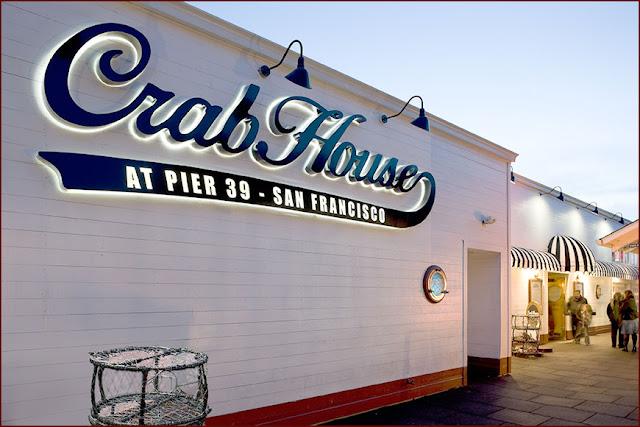 Crab House em San Francisco