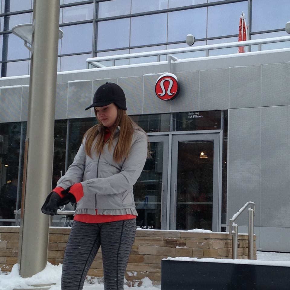 lululemon spring fling puffy jacket