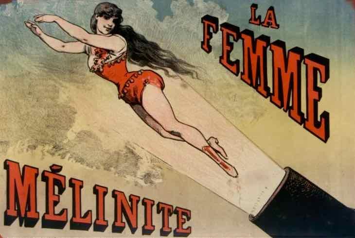 Femme mélinite