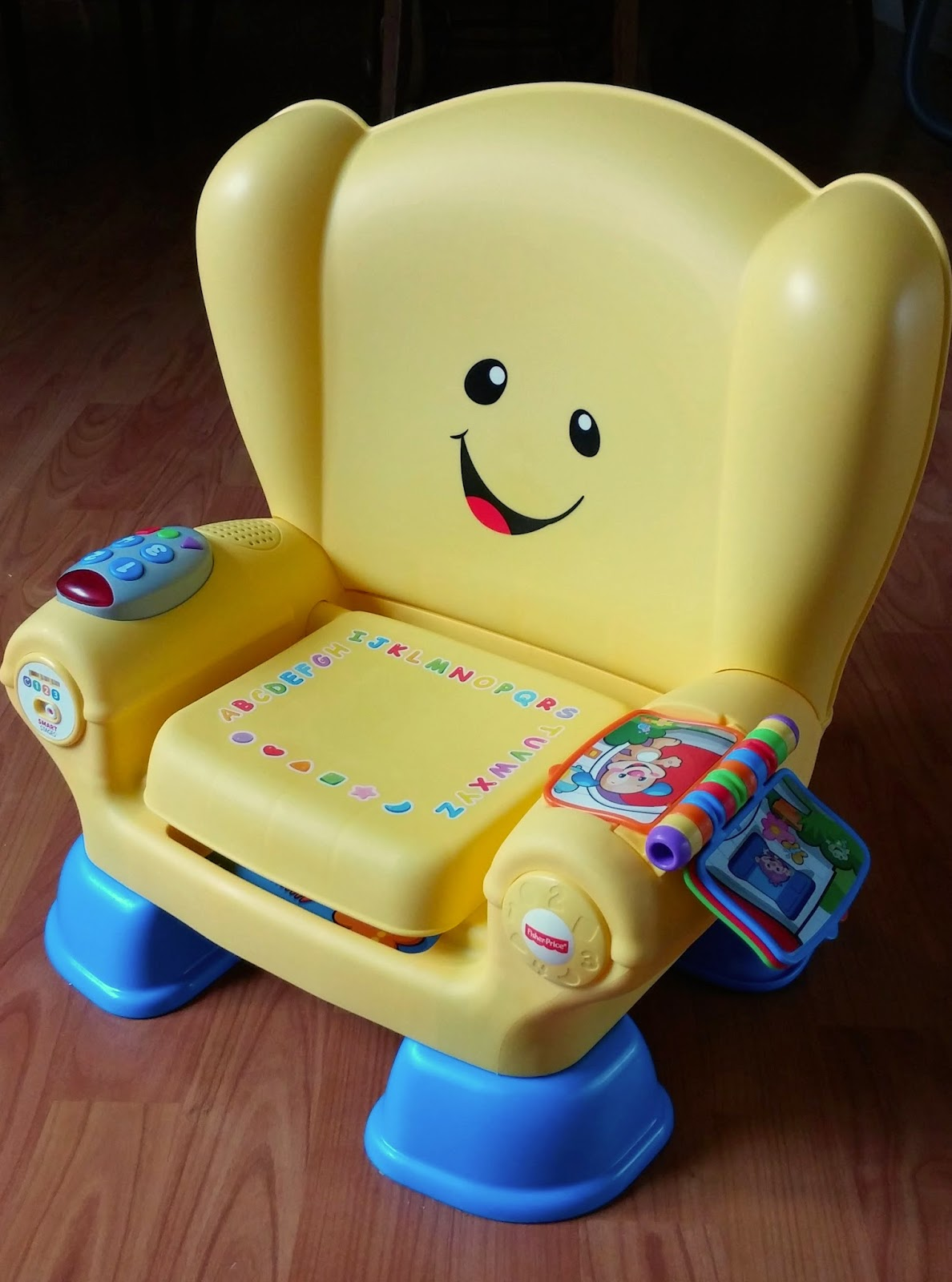 Introducing The New Fisher Price Laugh Learn Smart
