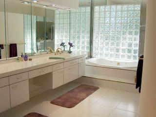 foto de espelho para banheiros em são paulo