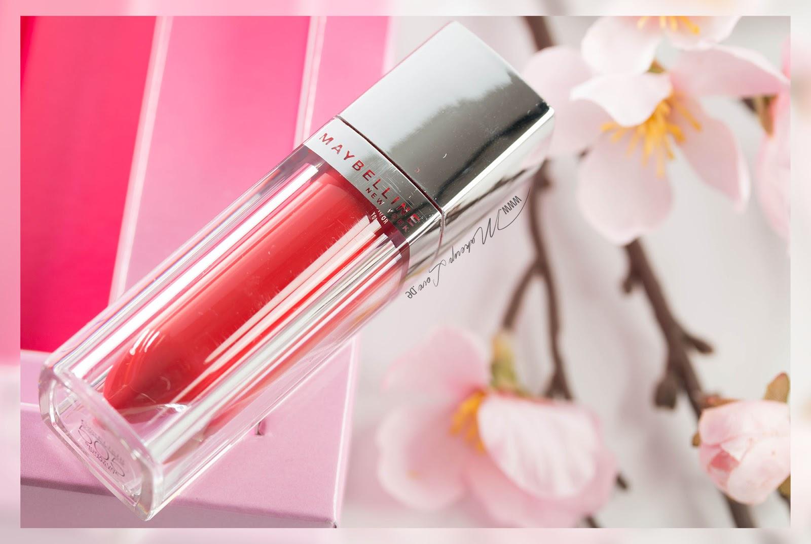 Maybelline Color Elixir Signatur Scarlet