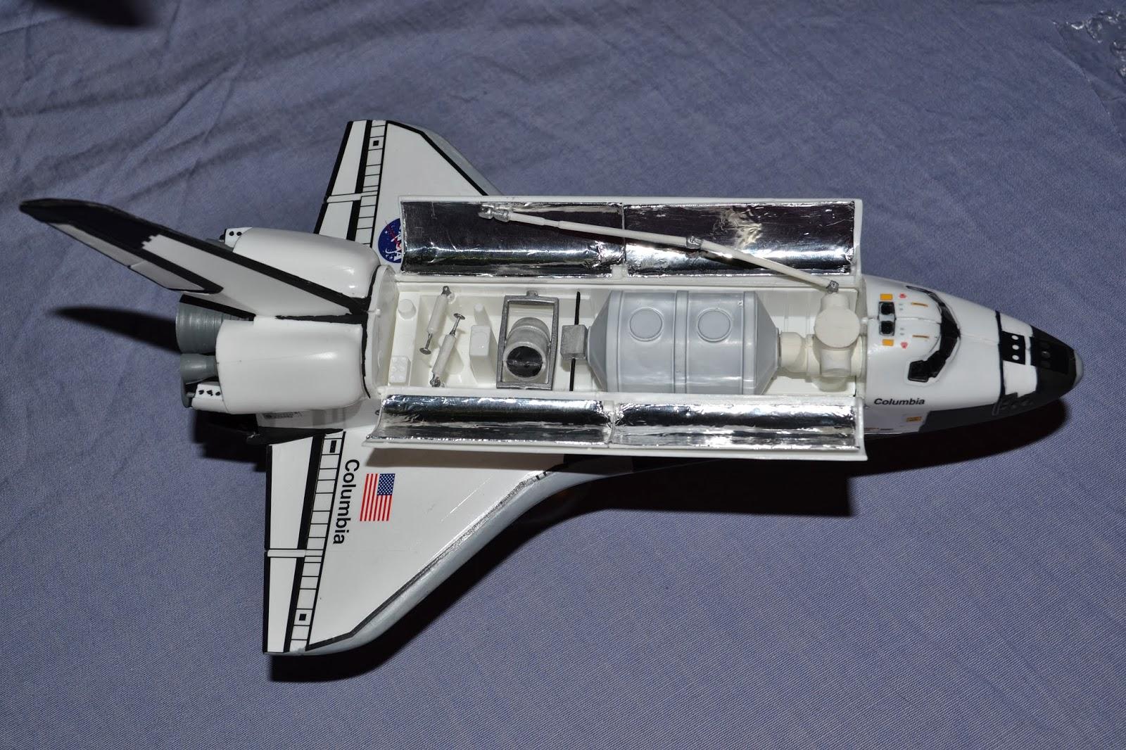 space shuttle model revell - photo #25
