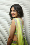 Adah sharma glam pics in saree-thumbnail-17