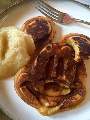 gluten-free muffin mix waffle