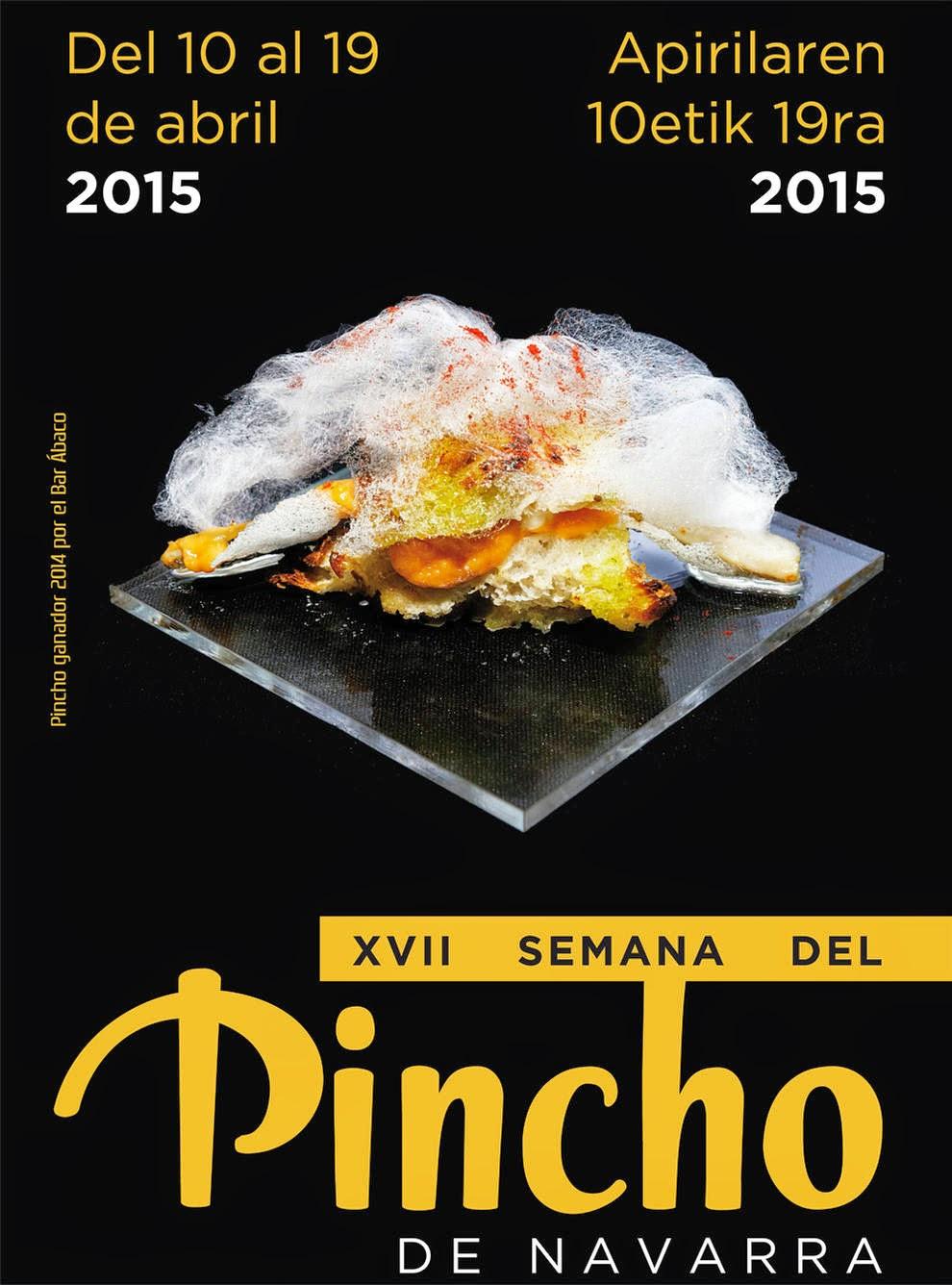Semana del Pincho en Navarra