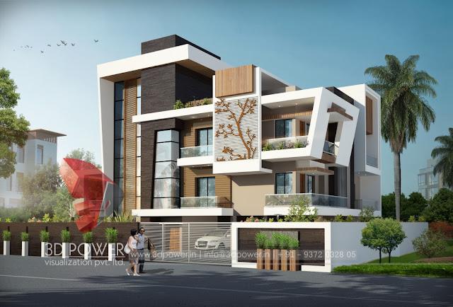3d architectural company india