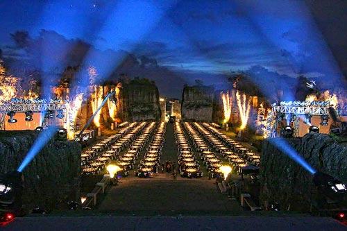 Bali Holidays at Garuda Wisnu Kencana ( GWK ) Cultural Park
