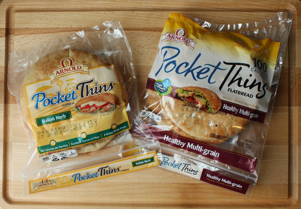 Arnold and Thomas' Thins Review {+Giveaway} - mamabelly.com