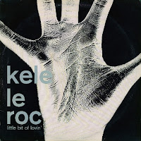 Kele Le Roc - Little Bit Of Lovin' (2x Promo VLS) (1998)