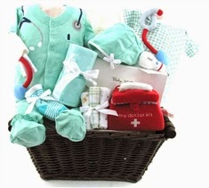 Baby Doctor Basket