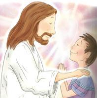 Jesus, faz de mim um reflexo de seu coração.