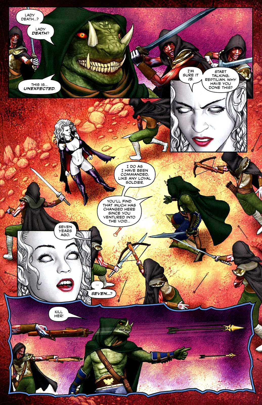 Lady Death (2010) Issue #25 #28 - English 10