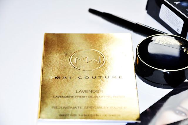 Cle de Peau, I Love, Mai Couture, Davidoff