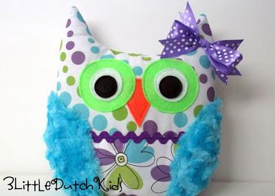 owl, decorative pillows, pinterest owl craze, etsy