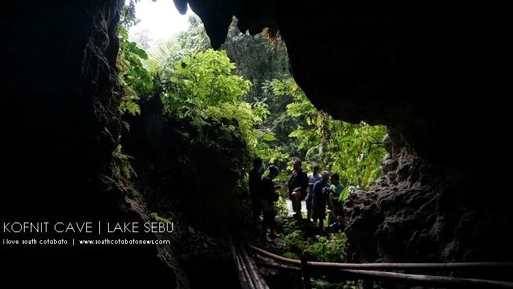 Kofnit Cave in Lake Sebu