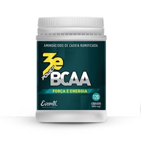 Bcaa 3E Power 120 Caps 1.400Mg