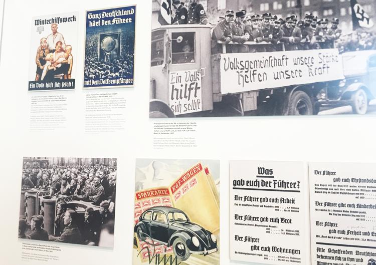 Topography of Terror museum 2015 Berlin