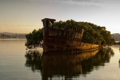 SS Ayrfield Mortlake Bank