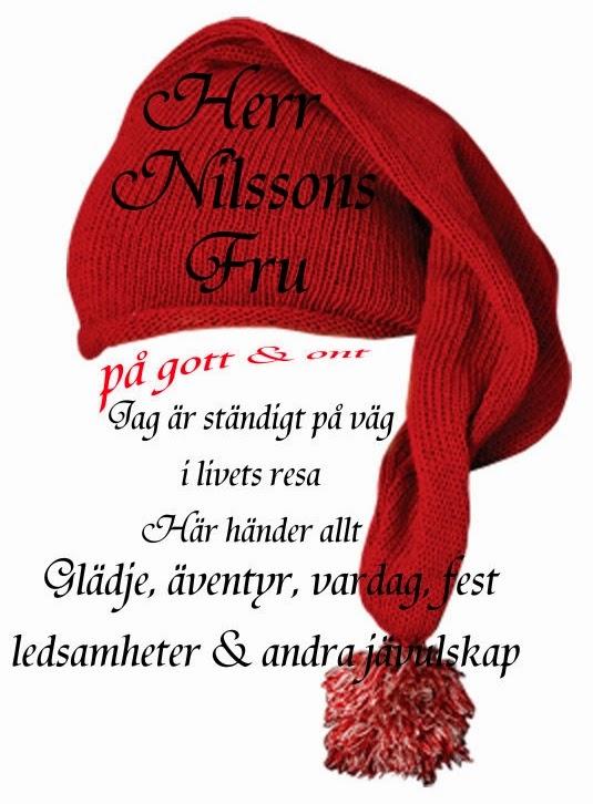 Herr Nilssons Fru