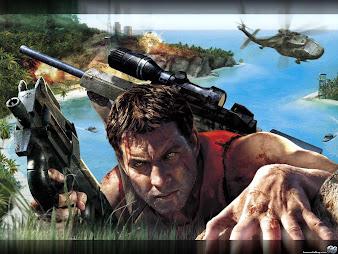 #16 Far Cry Wallpaper
