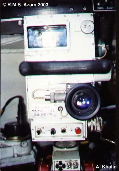 Inside of MBT -2000