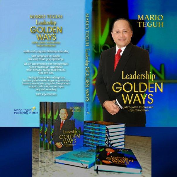 Resensi Buku Leadership Golden Ways by Mario Teguh