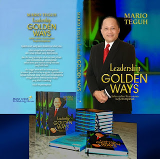Resensi Buku Leadership Golden Ways by Mario Teguh