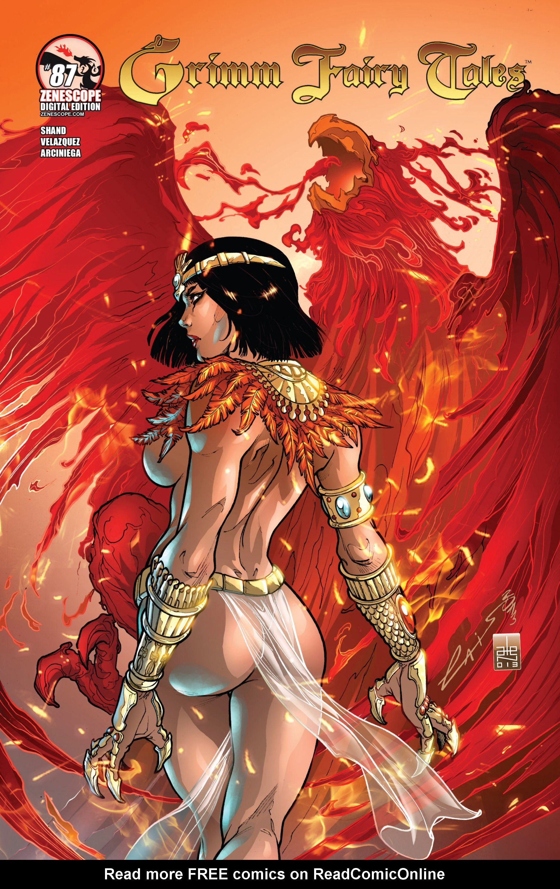 Grimm Fairy Tales (2005) Issue #87 #90 - English 1
