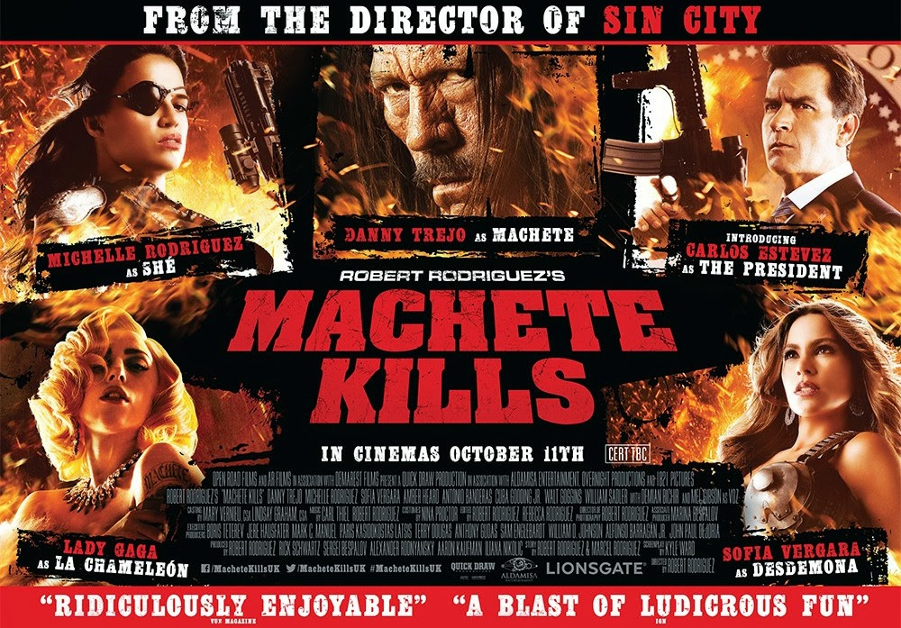 Machete Kills: Final Preview