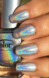 Color Club Halo Hues Harp on It swatch