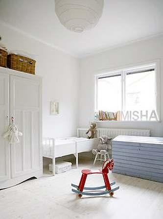 Decora el hogar dormitorios infantiles estilo vintage - Dormitorios infantiles vintage ...